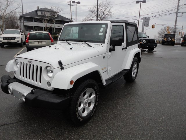 Jeep Certified Pre Owned >> Certified Pre-Owned 2014 Jeep Wrangler Sahara Convertible