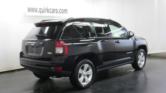 Car Leases Under 200 >> New 2015 Jeep Compass Latitude 4x4 Sport Utility in ...