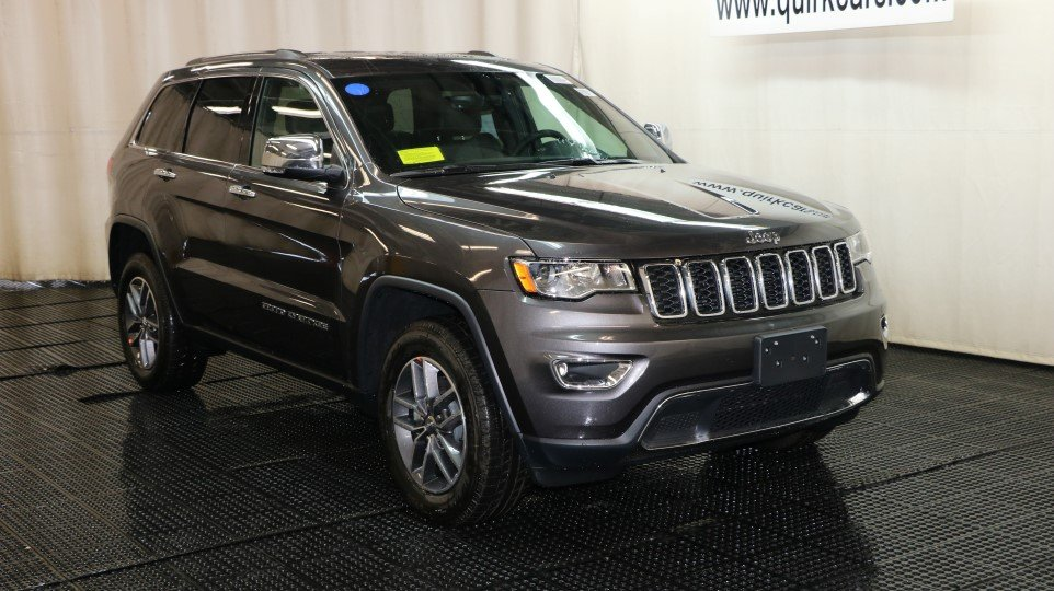 jeep grand cherokee limited sport 2018
