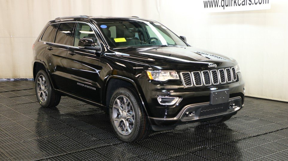 New 2018 JEEP Grand Cherokee Sterling Edition Sport ...