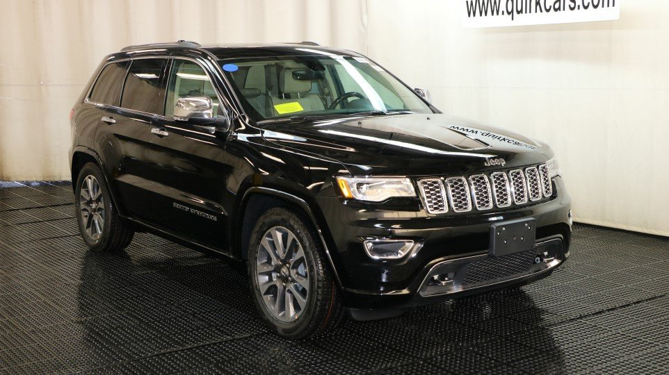 Car Leases Under 200 >> New 2018 Jeep Grand Cherokee Overland Sport Utility in