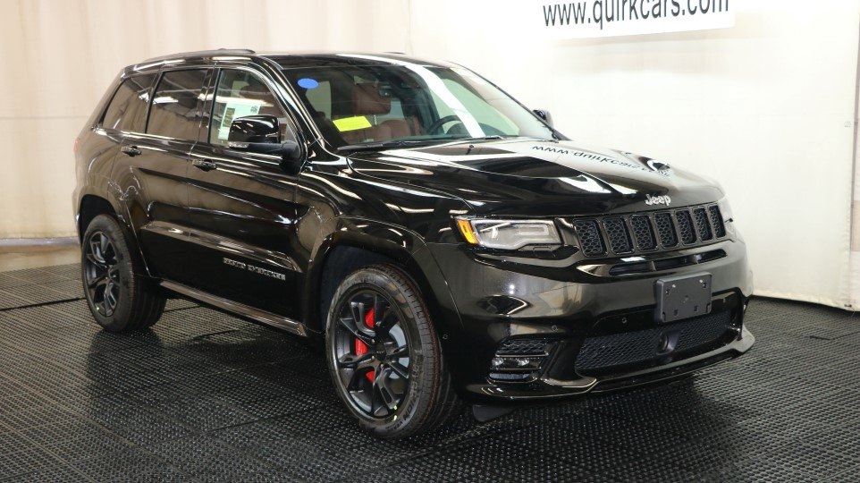 new 2017 jeep grand cherokee srt sport utility in braintree j15164 quirk chrysler jeep. Black Bedroom Furniture Sets. Home Design Ideas