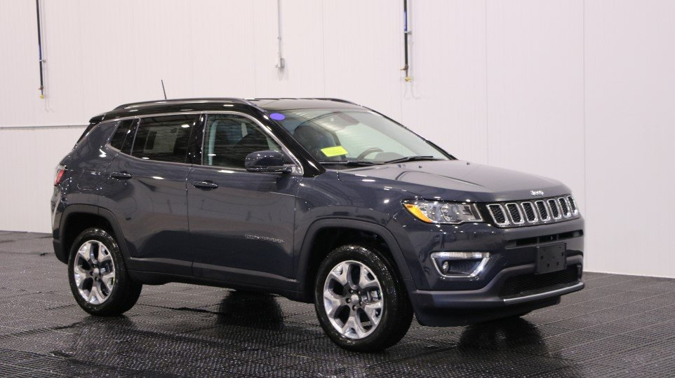 Car Leases Under 200 >> New 2018 JEEP Compass Limited Sport Utility in Braintree #